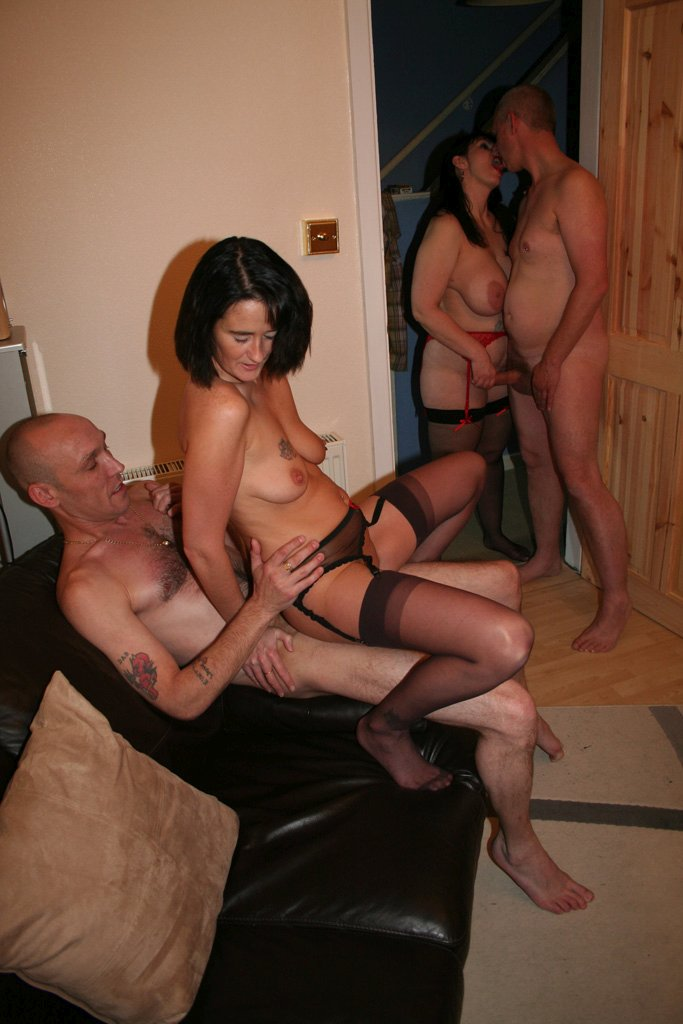 Theme nude wife swapping party