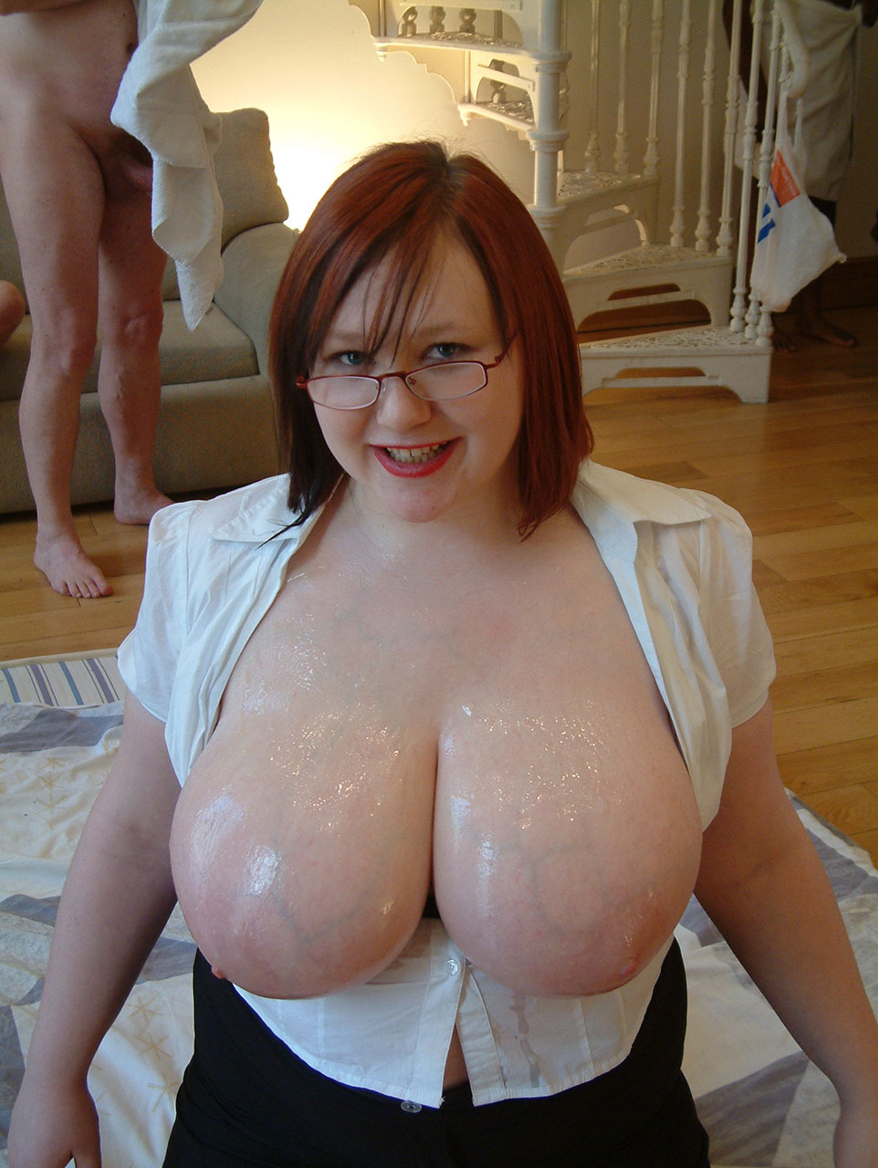 British big tits babes