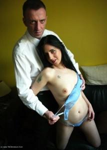 Honesty Calliaro submissive slut