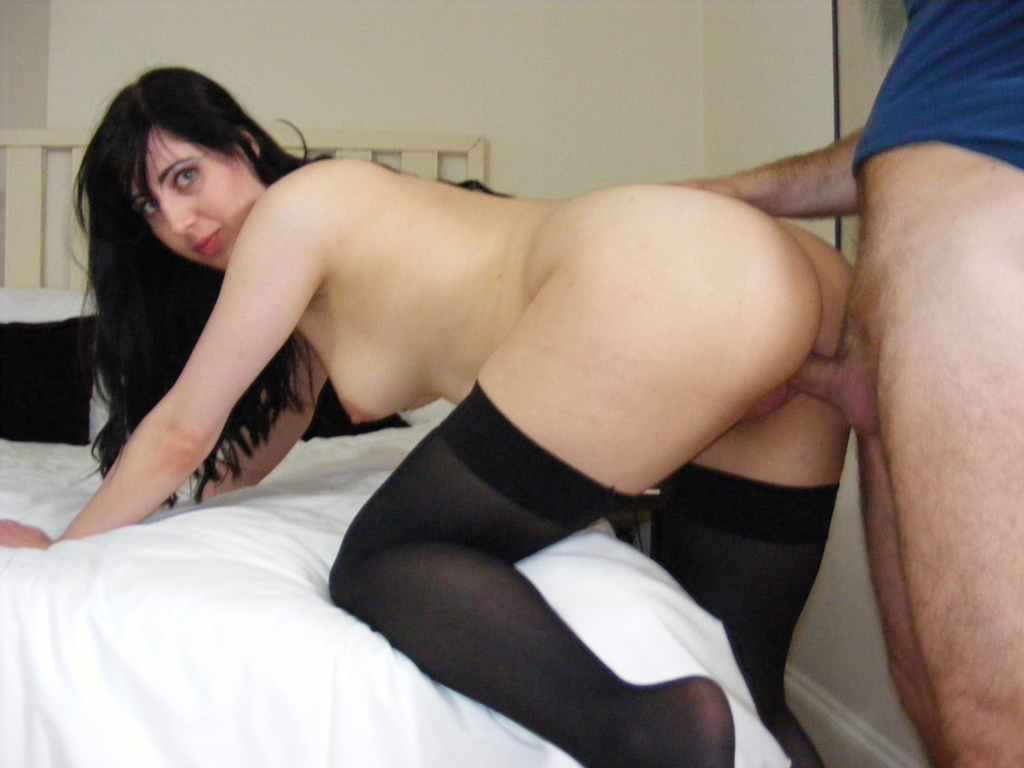 Sluts xxx stocking