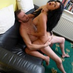Brooklyn Blue choked as she gets fucked