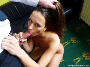 Mea Malone sub sluts first rough sex scene